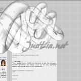(No ar em 26/12/02) Comentários: Layout de ano novo, feito com uma imagem que  eu criei no 3D Max e uns patterns do PS que eu peguei no Imagine (fora do ar). Simples e sem muitas cores, coloquei uns gifs animados de brilho pra dar mais graça. Sei lá.. ficou bonitinho.