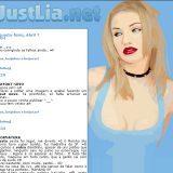 (No ar em 07/04/03) Comentários: Eu estava precisando treinar vetorização de fotos, então resolvi procurar uma foto legal, ia ser da Britney Spears (eu não gosto dela, mas tem umas fotos boas na internet).. Então lembrei da Cameron! =D aah, ela é linda! O layout é simples, mas a imagem deu muito trabalho.=P Espero agradar!