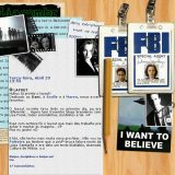 (No ar em 29/04/03) Comentários: Eu ia fazer um layout bem dark e discreto, com umas luzes azuis e os rostos da Dana e do Fox, mas encontrei essas identidades e TIVE que usar =D Deu muito trabalho recolher todo o material e montar, mas ficou legal. Quem é fã vai gostar. Dedicado ao Dani, à Scully e à Marya, meus excers favoritos.