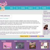 (No ar em 22/06/08) Comentários: Design por Dani Danckzuk