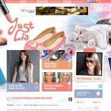 (No ar em 17/08/2012) Comentários: Design por BeCreative