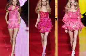 Desfile da Barbie no New York Fashion Week
