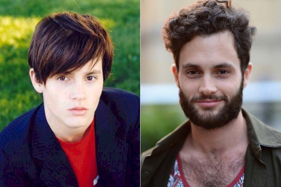 Penn Badgley (Dan Humphrey)