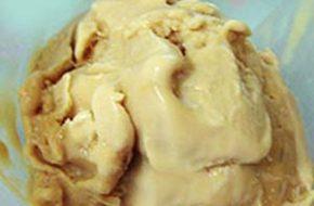 Receita de sorvete de doce de leite