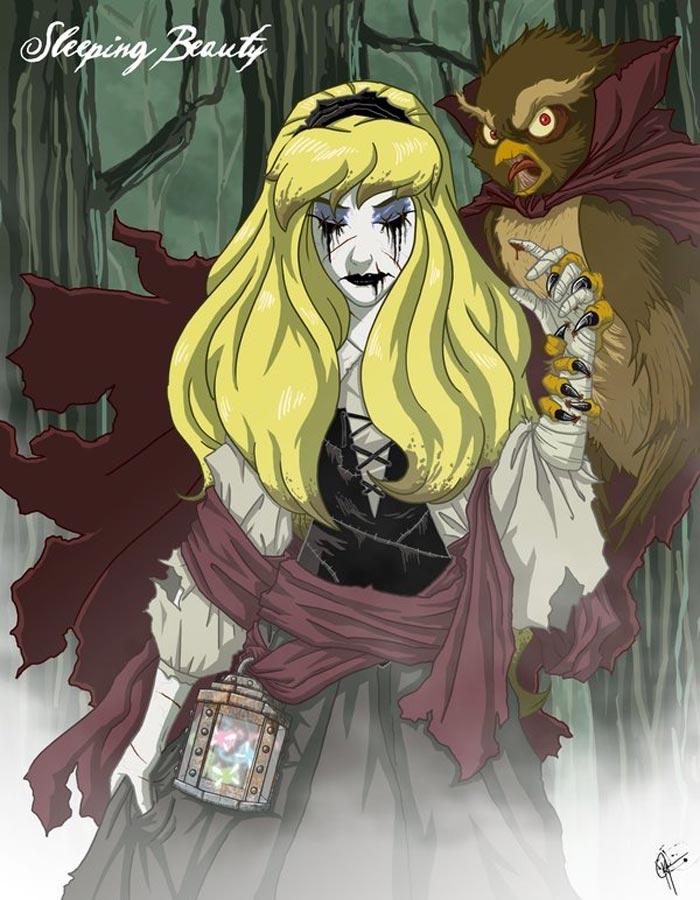 princesas-disney-macabras