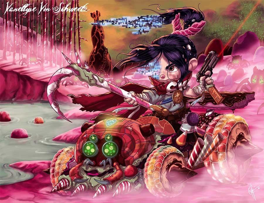 princesas-macabras-detoa
