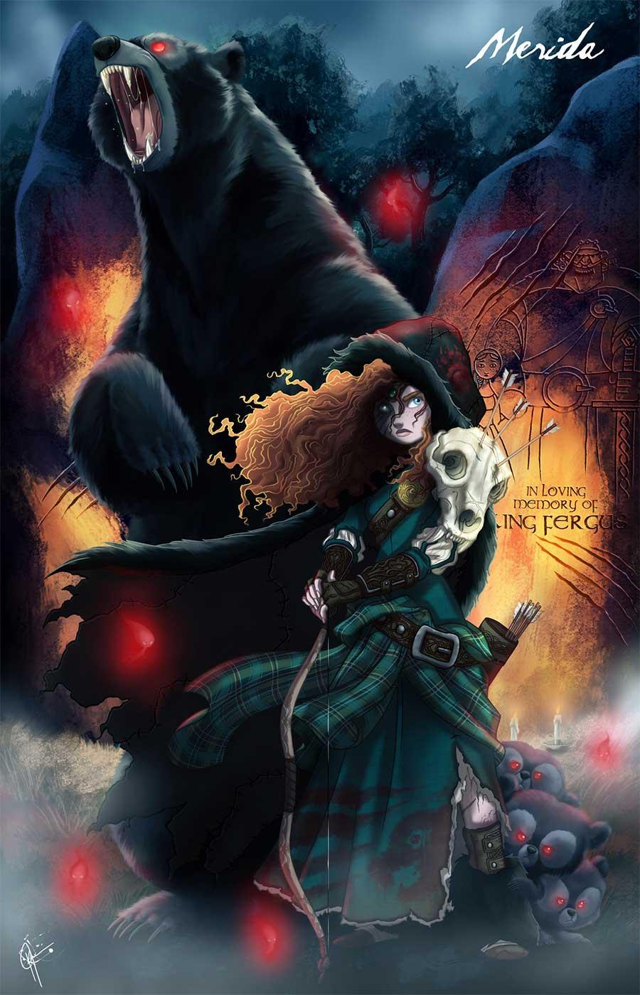 princesas-macabras-valente