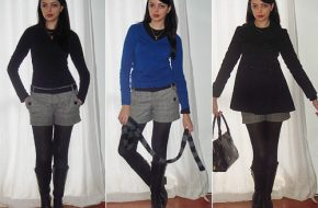 Look do dia: Short com bota