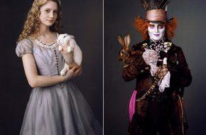 Mais fotos de Alice no País das Maravilhas