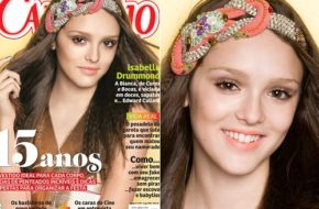 Isabelle Drummond na Capricho