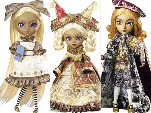 pullips_personagens