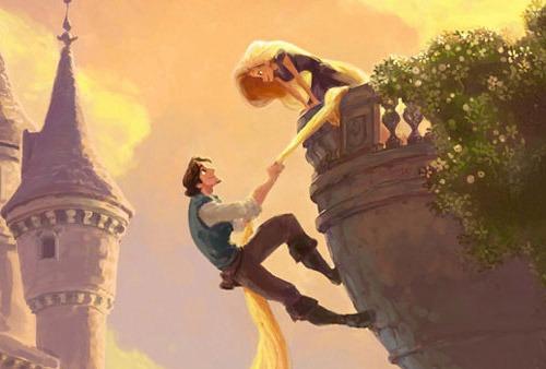 Rapunzel Disney