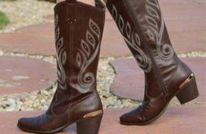 Como Usar: Bota de Cowboy