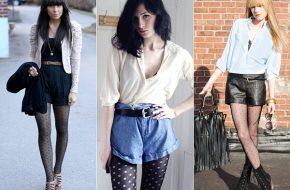 Como Usar: Meias-Calça Estampada
