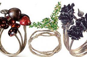 Coleção de anéis Alice na H.Stern