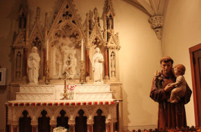 Nova York – Saint Patrick's Cathedral – Dia 1