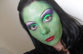 Make Passo-a-Passo: Halloween – Malévola
