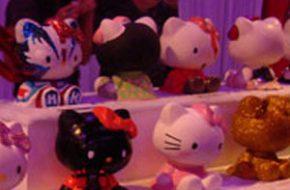 Artistas da Exposição 50 anos de Sanrio