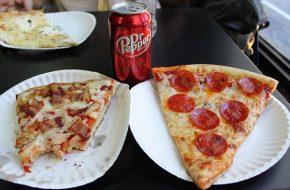 Nova York – Alimentação