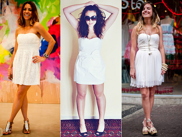 34840eeacc Como Usar  Vestido Branco para o Ano Novo - Just Lia