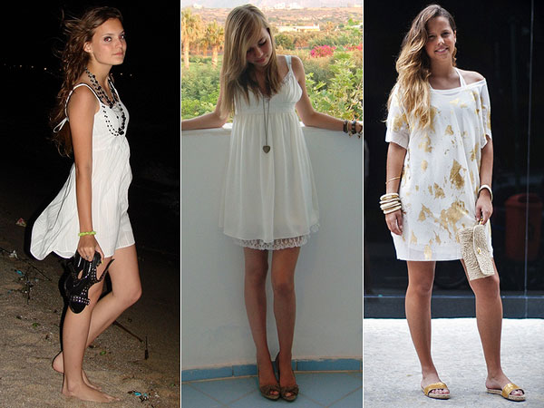 adffc0f4b0 Como Usar  Vestido Branco para o Ano Novo - Just Lia
