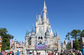 Flórida – Magic Kingdom (Disney World)