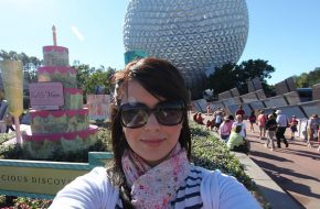 Flórida – Epcot (Disney World)