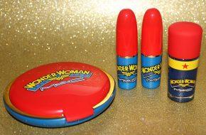 Minhas escolhas da Wonder Woman MAC
