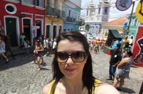 Tou na Bahia!
