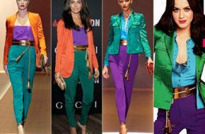 Inspirações e dicas pra usar calça colorida