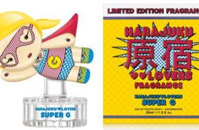 Super G, a nova fragrância Harajuku Lovers