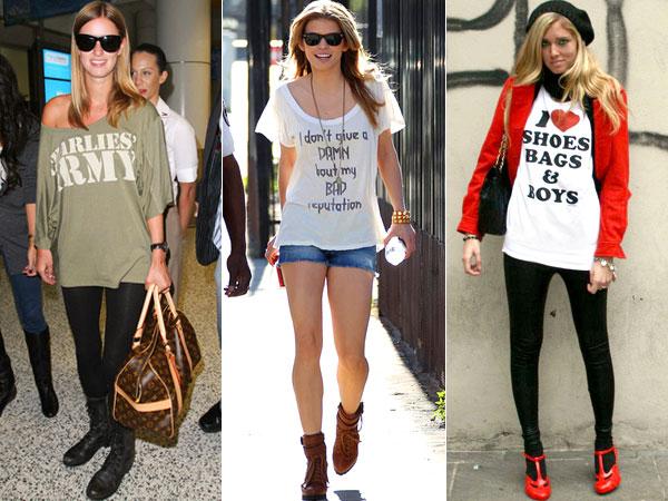 969d788447 O que eles pensam sobre Estampa de Camiseta - Just Lia