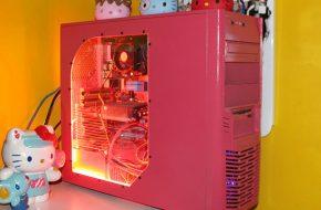 Tecnologia pink