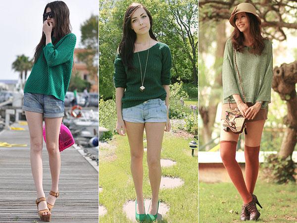 0de27b770e3 Como Usar  Verde - Just Lia