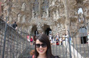 Barcelona – Sagrada Família, La Rambla, Museu de L'Erotica, Aquário, Sónar – Dia 2