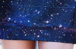 Como Usar: Estampa Galáctica (Galaxy Print)