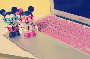 Macbook Pink