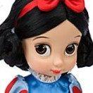 Bonecas das Princesas Disney como Crianças