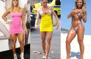 O que eles pensam sobre Tipos de corpo