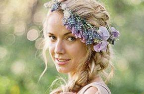 Como Usar: Coroa/Tiara de Flores