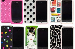 iPhone: Imãs de fotografia, Capinhas Kate Spade e Dicas de Aplicativos