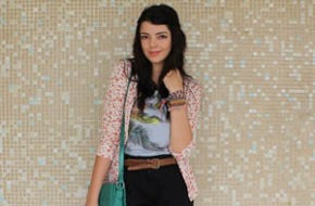 Mall World e Look do Dia: Oxford marrom
