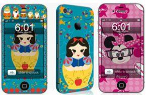 Skins adesivos e fundos pra celular
