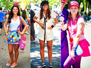 Como Usar: Looks para o feriado de Carnaval