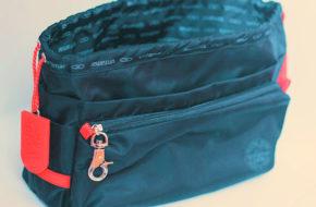 VIP Tintamar, o bolso organizador de bolsas