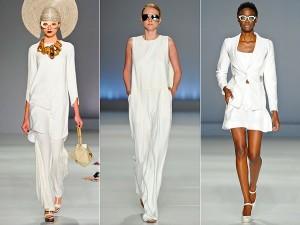 Tendência para o verão/2013: Branco Total