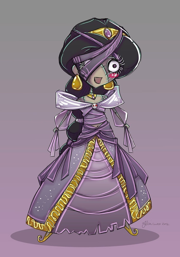 the_mummy_jasmine_by_noflutter-d564m39