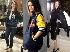 Como Usar: Varsity Jacket