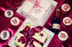 Londres – Os bolos de Fiona Cairns
