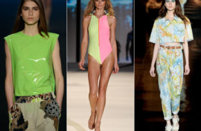 Fashion Rio: a paleta de cores do verão